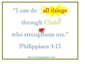 Philippians 4 13c