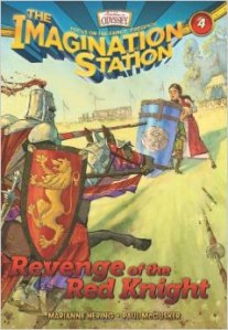 Book 4, Revenge of the Red Knight